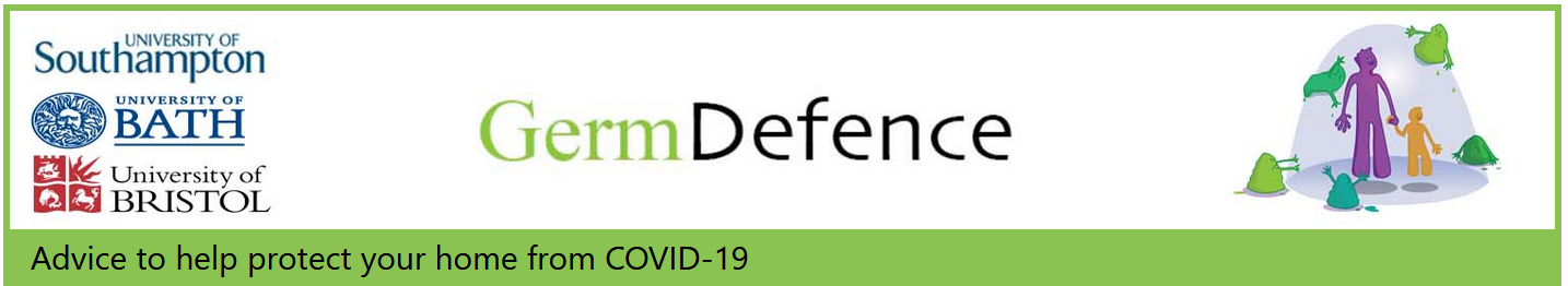 Germ Defence - Advice to help protect your home from COVID-19
